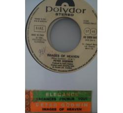 Elegance (7) / Peter Godwin – Vacances J'Oublie Tout / Images Of Heaven - (Single jukebox)
