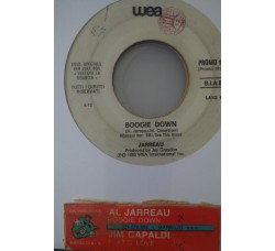 Al Jarreau / Jim Capaldi ‎– Boogie Down / That's Love - (Single jukebox)