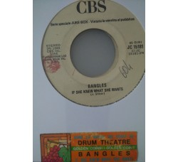 Drum Theatre / Bangles – Home ( Is Where The Heart Is ) / If She Knew What She Wants  -  (Single jukebox)