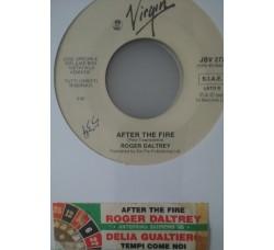 Delia Gualtiero / Roger Daltrey – Tempi Come Noi / After The Fire -  (Single jukebox)