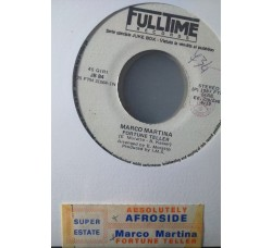 Afroside / Marco Martina ‎– Absolutely / Fortune Teller -  (Single jukebox)