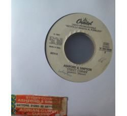Adrian Gurvitz / Ashford & Simpson ‎– Classic / Street Corner  – (Single jukebox)