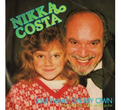 Nikka Costa – (Out Here) On My Own - 45 RPM