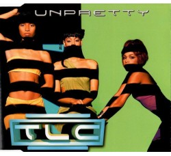 TLC ‎– Unpretty - CD