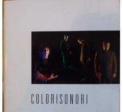 Colorisonori – Colorisonori - CD