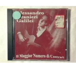 Alessandro Granieri Galilei – Il Maggior Numero Di Contrari - CD