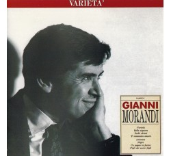 Gianni Morandi – Varietà - CD