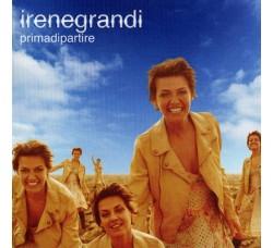 Irene Grandi – Prima Di Partire - CD