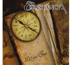 CONSTANCIA   ‎– Lost And Gone - CD NUOVO SIGILLATO