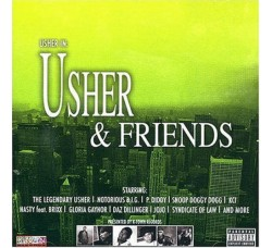 Usher ‎– Usher In: Usher & Friends