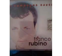 Franco Rubino – 'Nu cumpagno overo - CD