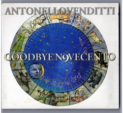Antonello Venditti ‎– Goodbye N9vecento - CD
