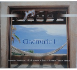 Bobby Durham, Lorenzo Conte, Massimo Faraò ‎– Cinematic 1 - CD