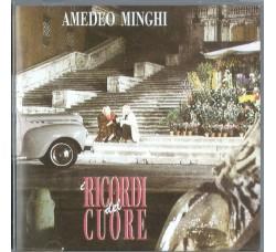 Amedeo Minghi – I Ricordi Del Cuore - CD