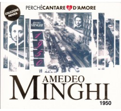 Amedeo Minghi ‎– 1950 - CD