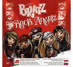 Bratz ‎– Rock Angelz - (CD)