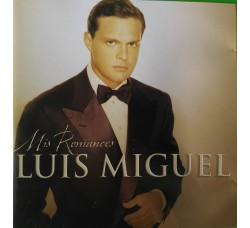 Luis Miguel ‎– Mis Romances - (CD)