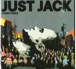 Just Jack – Overtones - (CD)