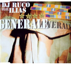 DJ Ruco feat. Ilias ‎– Generale - (CD)