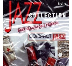 Duke Ellington / Various ‎– Duke Ellington And Friends - (CD)