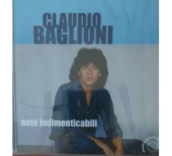 Claudio Baglioni – Note indimenticabili  – CD
