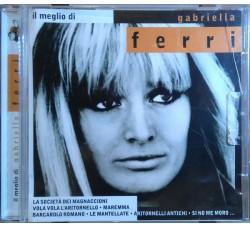Gabriella Ferri – Il Meglio Di Gabriella Ferri - (CD)