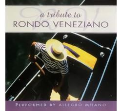 Allegro Milano – A Tribute To Rondò Veneziano - (CD)