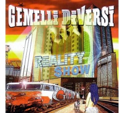 Gemelli Diversi ‎– Reality Show - (CD)