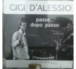 Gigi D'Alessio – Passo … dopo passo - (CD)