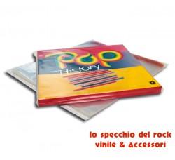 [10 Pz]  Buste esterne per Cofanetti con Bordocm 2,00 / max 2.50