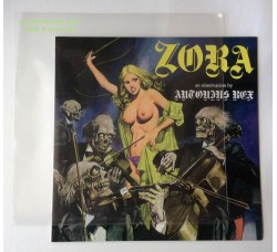 [50 Pz] Buste Esterne [PE] Neutro per dischi Vinili LP - DLP- My 120