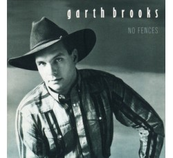 Garth Brooks ‎– No Fences - CD
