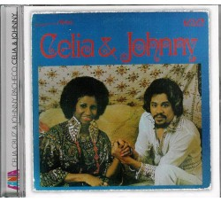 Celia Cruz & Johnny Pacheco ‎– Celia & Johnny - CD
