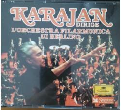 Karajan dirige l'Orchestra Filarmonica di Berlino - CD