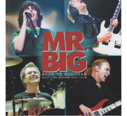 Mr. Big – Back To Budokan - 2 CD Sigillati