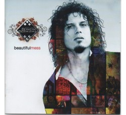 Jeff Scott Soto ‎– Beautiful Mess - CD + DVD