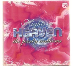 Various – Nights In Heaven (The Party Anthems) – CD Compilation