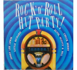 Various – Rock'n'Roll Hit Party!  – CD Compilation