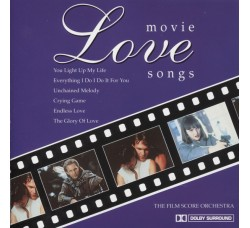 The Film Score Orchestra – Movie Love Songs  – CD Compilation