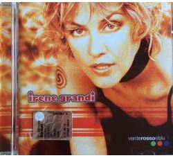 Irene Grandi – Verde Rosso E Blu (CD Usato)
