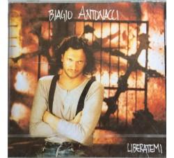 Biagio Antonacci – Liberatemi (1° edizione bollino siae carta) (CD Usato)