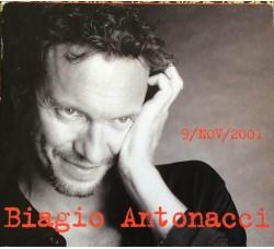 Biagio Antonacci – 9/NOV/2001 (CD Usato)