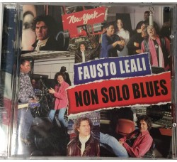 Fausto Leali ‎– Non Solo Blues -  CD