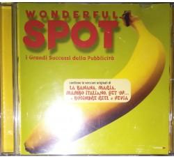 Wonderful  Spot  -  (CD Comp.)