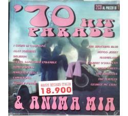 '70 Hit Parade & Anima mia  -  (CD Comp.)