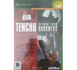 Tenchu - return from darkness - Xbox
