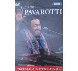 Luciano Pavarotti – Natale a Notre-Dame  -  DVD