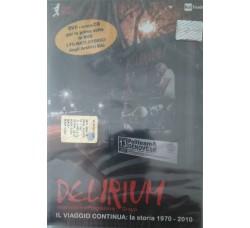 Delirium – Il viaggio continua: la storia 1970-2010  -  DVD