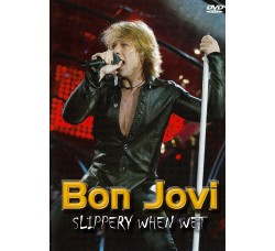 Bon Jovi ‎– Slippery When Wet - DVD