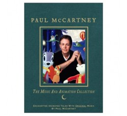 Paul McCartney ‎– The Music And Animation Collection - DVD